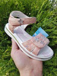 Босоножки сандалии для девочки Weestep 25 26 27 28 29 30