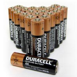 Батарейки Дюраселл Duracell и RAYOVAC для игрушек в наличии