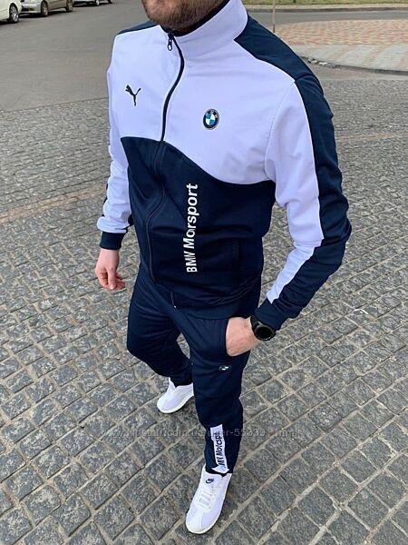 Мужской спортивный костюм Puma BMW Motosport
