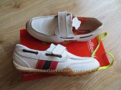 Новые осенние туфли - мокасины Billowy, Испания. Унисекс, 39 eu