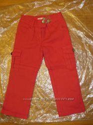 Новые летние брюки Kenzo, оригинал. На 4 года, 102 см