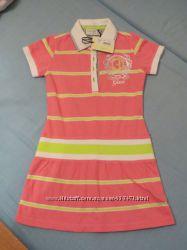 Новое трикотажное платье Geox , 5 лет, 110 см