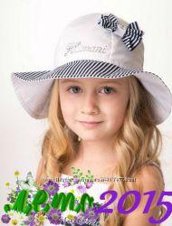 Klimani летние шляпки и панамки для детей. От 5-ти ед. оптовая цена.
