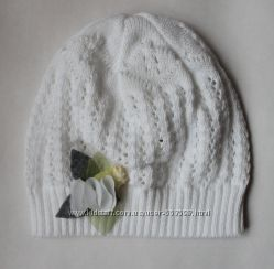 Демисезонні шапочки для дівчаток від українського виробника OLTA LAND