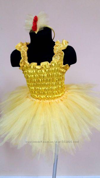 продажа костюм цыпленка, цыпленок, курчатко для девочки, р. 98-116