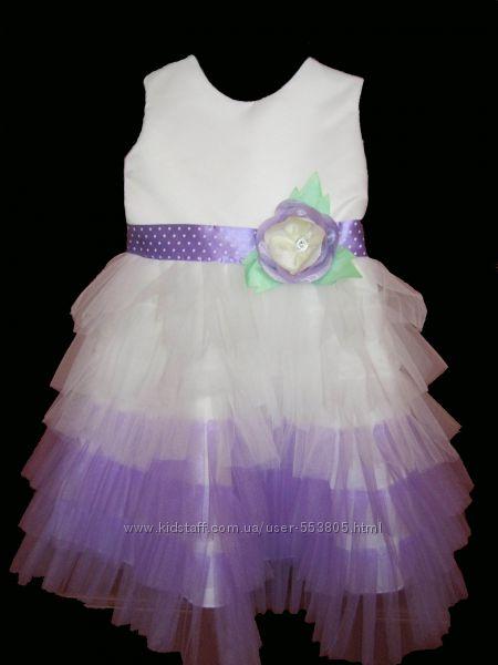 продажа нарядное платье для девочки, р.104