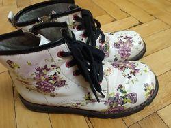 Деми ботиночки Chicco