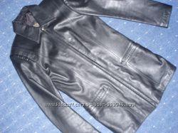 Кожаный пиджак Princes 46
