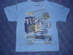 Фирменная футболка Greendog 4-6 лет