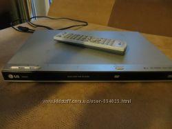 DVD плеер LG DS563X