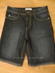 Новые джинсовые шорты почти новые