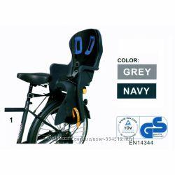 Детское сидение Велокресло TILLY BT-BCS-0004 до 22кг