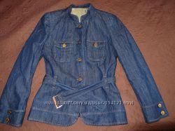 куртка джинсовая marks&spencer