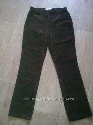 Продаются коричневые женские штаны под замшу