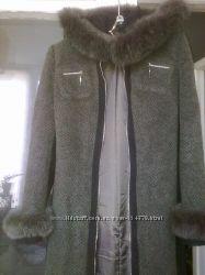 Продается зимнее пальто 46-48рр.