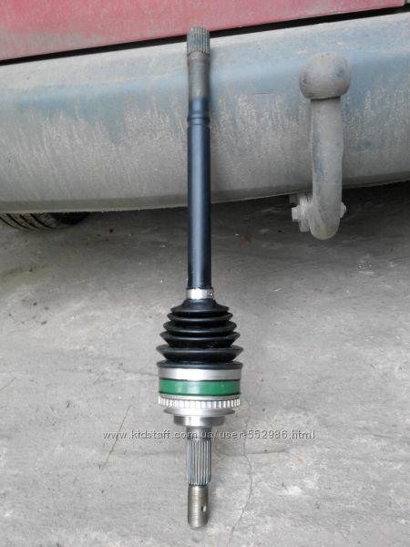вал приводной левый передний в сборе Toyota 43470-49105