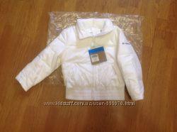 Новая мембранная куртка Columbia на возраст 5-6 лет