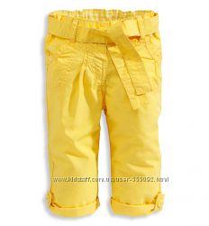 Новые летние брючки-шорты, хлопок, Германия, 62 размер