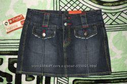 Юбка джинсовая новая, мини, размер XS, Miss Posh, Англия, СУПЕРцена
