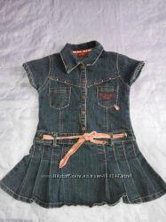 Джинсовое платье U. S. POLO ASSN
