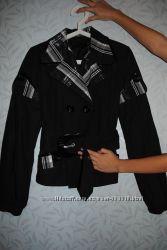 Демисезонная куртка-пиджак