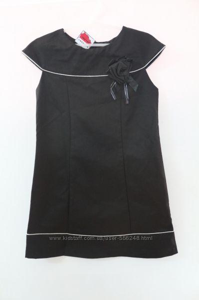 Стильные школьные сарафаны, цвет черный, все размеры, в наличии