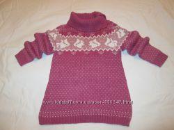 Новые теплые свитерочки для девочки от С&A