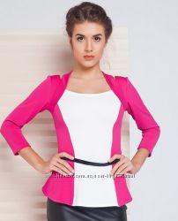 Новая блуза GrandUa Гранж Фуксия