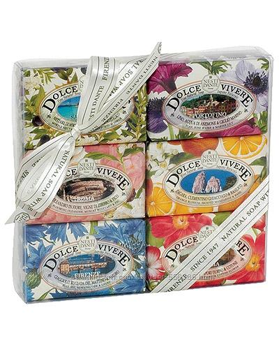 Набор итальянского мыла Сладкая Жизнь NESTI DANTE
