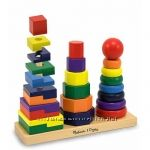 Геометрическая пирамидка MELISSA&DOUG