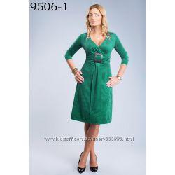 Платье Oddi из мягкой ткани