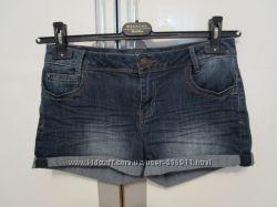 Новые джинсовые шорты Orsay, размер 44.