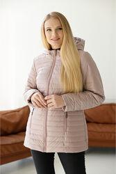 Женская демисезонная куртка Аурика тм nui very размеры 48- 56