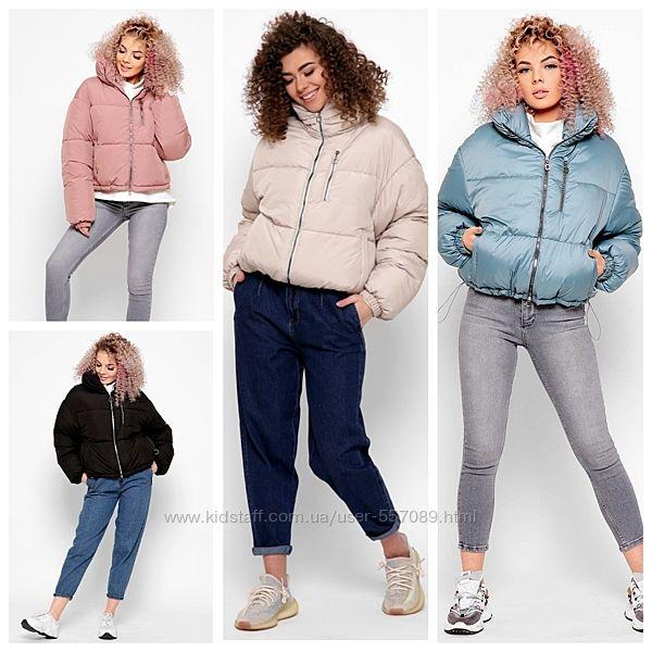 Женская, молодежная весенняя куртка 8892 X-Woyz Размеры 42- 48
