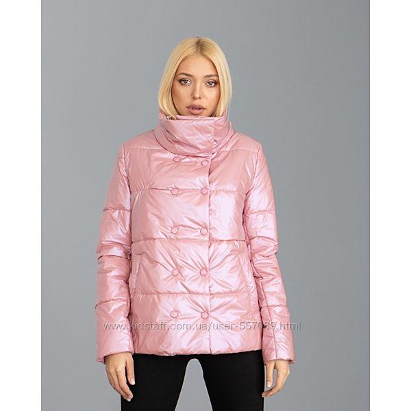 Куртка женская демисезонная молодежная 236 тм Mangelo размеры 42- 52