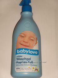 baby love Все для дитей, и младенцов  мосла, гели. лосьены из Германии