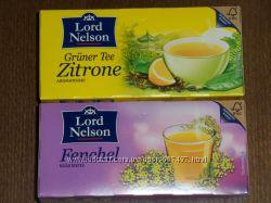 Ароматный чай в пакетыках з Германии