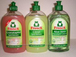 Средства для мытя пасуды  Denk mit  из Германии