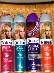 Пенки и лаки для волос Cien Balea из Германии