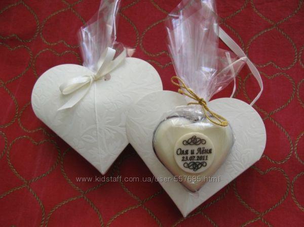 Подарки для гостей на свадьбе в украине