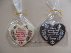 Подарки гостям свадьбы из шоколада