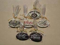 Шоколадный логотип - сладкая реклама Вашего бизнеса