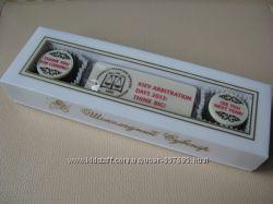 Шоколадные подарки с Вашим логотипом