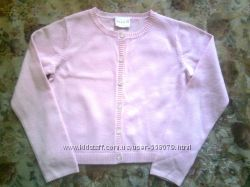 Кофточка розовая NEXT на 7-8 лет