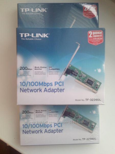 Сетевая карта TP-Link TF-3239DL