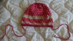 Хлопковая шапочка на малышку Maximo