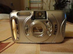 пленочный фотоаппарат UFO Matrix за символическую цену