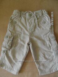 Летние льняные штаники на мальчика