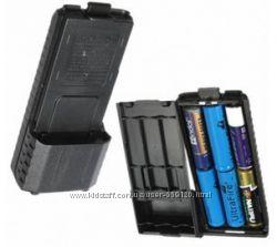 Baofeng UV-5R блок для аккумуляторных батарей усиленный