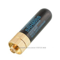 Компактная антенна 4, 5 см Diamond SRH805S разъем SMA-F, диапазон VHFUHF